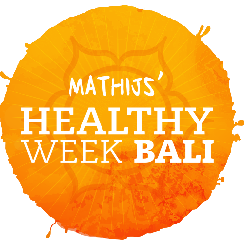 Mathijs' Healthy Week Bali